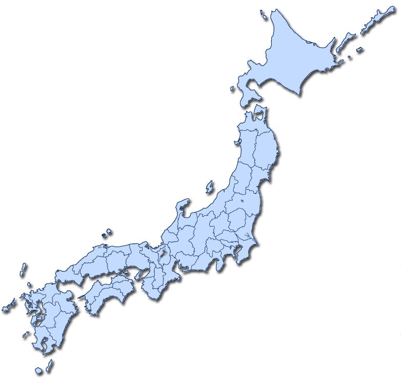 都道府県別肝炎ウイルス検査マップ